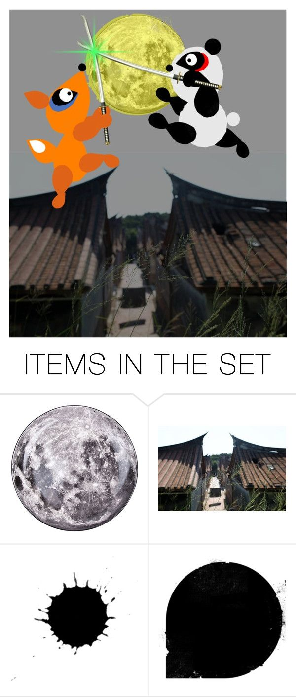 """kabuki スーパー歌舞伎"" by maemigoro ❤ liked on Polyvore featuring art"