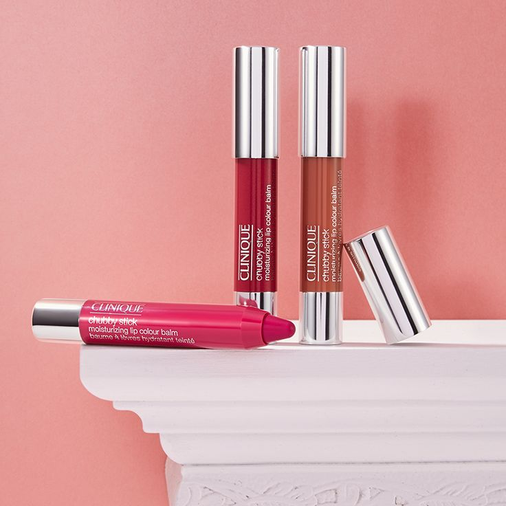 Pucker up, Beauties! You don't want to leave these moisturizing lip favourites at home.  #clinique