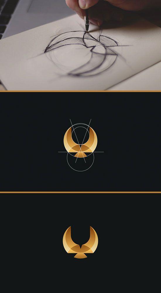 Circle Animal Logos | Tom Anders Watkins