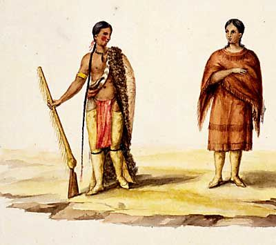 Lipan apache food
