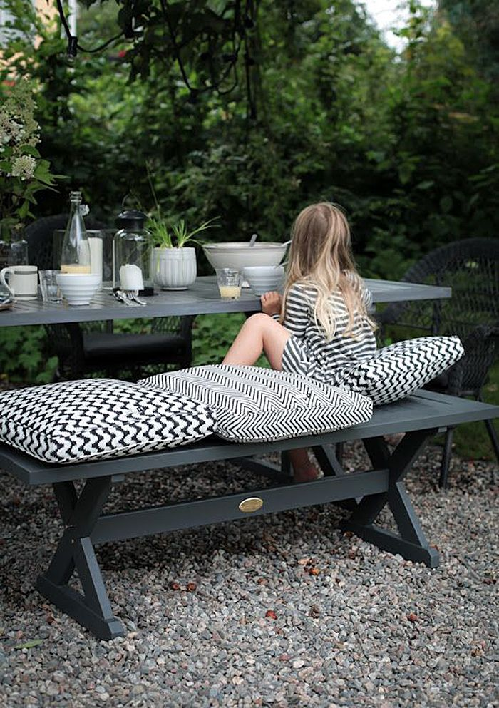 Nalle's House: Creating a Chic Outdoor Space
