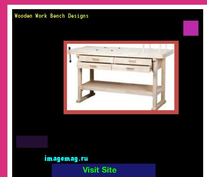 Wooden Work Bench Designs 185908 - The Best Image Search