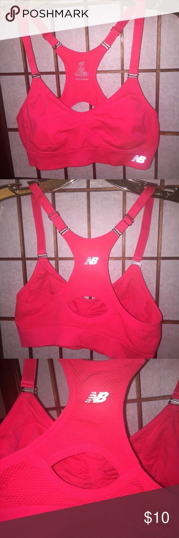 New Balance Sports bra.FINAL PRICE‼️ Wore a few rime‼️Great Condition ‼️Fit 32A bra size New Balance Shirts & Tops Tank Tops