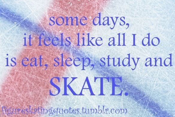 68 Best Images About Figure Skating Quotes On Pinterest