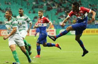 Blog Esportivo do Suíço:  Na volta à Fonte Nova, Bahia mata saudade com goleada