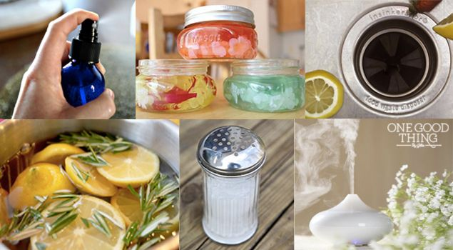 13 Natural Ways To Keep Your House Smelling Fresh | One Good Thing by Jillee