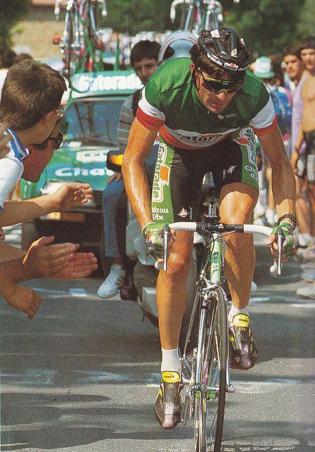 Kellogg`s Tour Of Britain `91 by Numerius on Flickr.Gianni Bugno