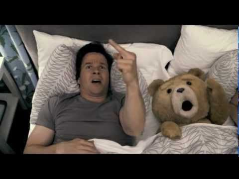 4,000,000+ Views   The Thunder Buddy Song from the movie Ted (2012). This video features John (Mark Whalberg), Ted (Seth Macfarlane), and Lori (Mila Kunis). John and Ted sing the genius song after they hear thunder, john biggest fear. I would like to point out that I do not own the right to this clip. It is owned by ©Universal Pictures 2012. Enjo...