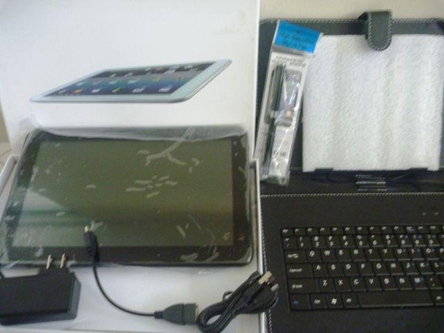 A la venta Tablets de 10 pulgadas, de 16Gb de Disco Duro, con forro, teclado, lapiz, protector. Cantidades limitadas. Haga su oferta ya!!! http://articulo.mercadolibre.com.ve/MLV-426434495-tablets-de-10-dd-16gb-con-forro-lapiz-y-protector-_JM
