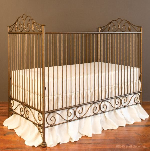 17 best images about nursery design statement cribs on for Baby cribs decoration