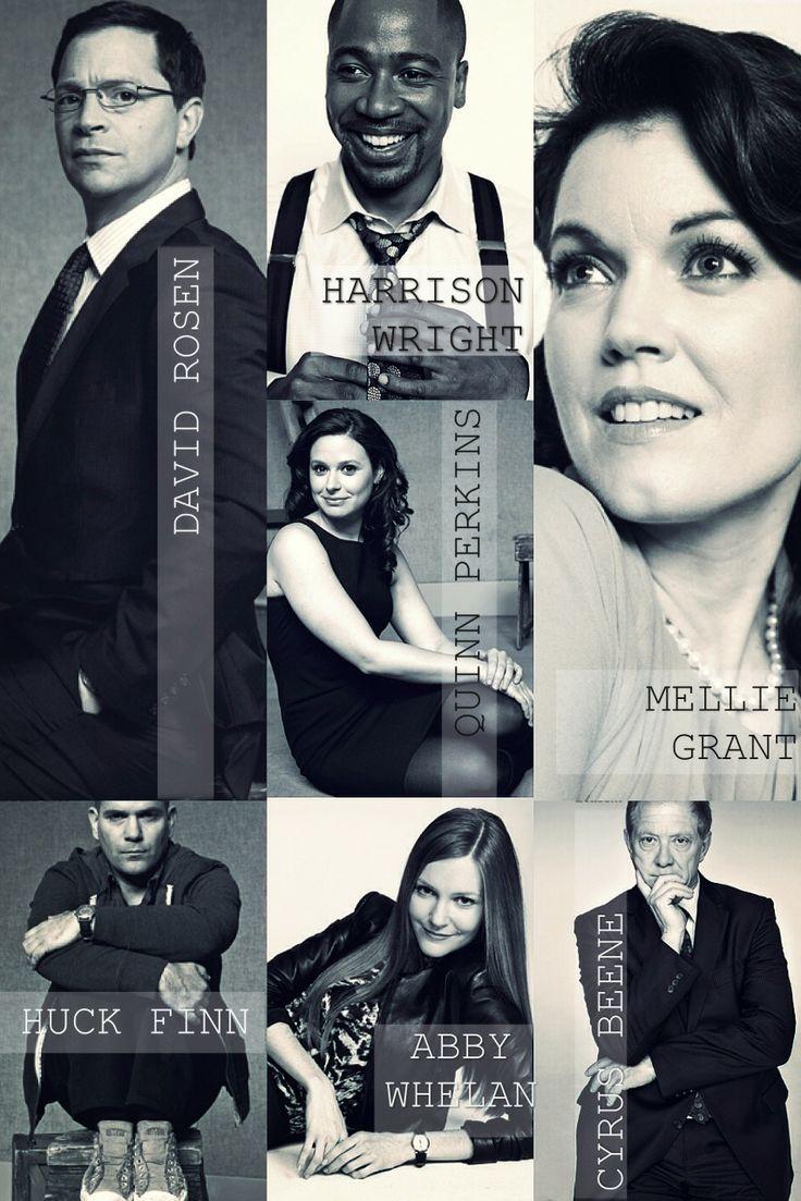 """""""Scandal"""" supporting cast  -  Visit blog on http://www.celebrity-juice.com"""