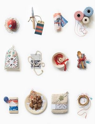 """from """"northern europe""""-issue of chinese little thing magazine: Colour, Crafts Collection, Pretty Wraps, Collector Items, Http Aviewto Blogspot Com, Neat Packaging, Photo, Things Magazines, Winter Ideas"""