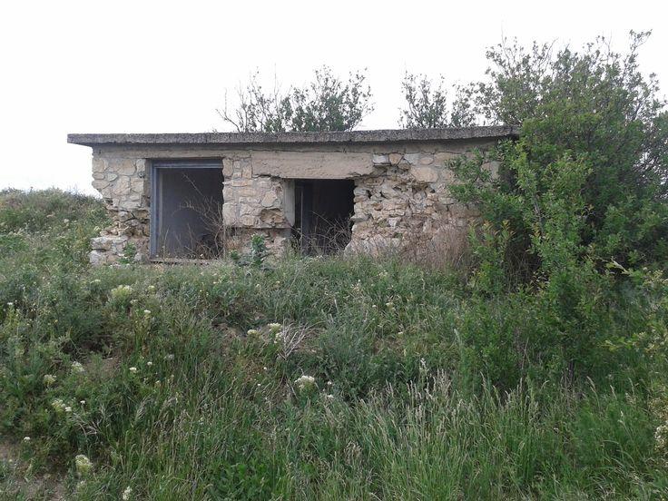 Kőszárhegy romok