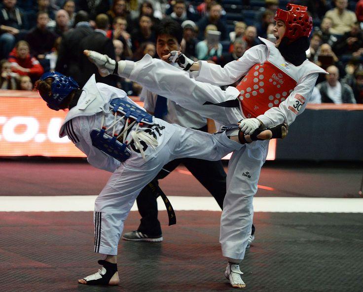 Jade Jones Photos - The World Taekwondo Grand Prix - Zimbio