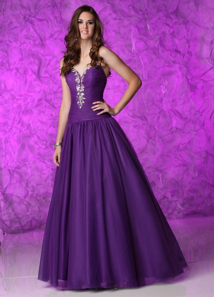 24 mejores imágenes de Prom en Pinterest | Vestidos de dama de honor ...