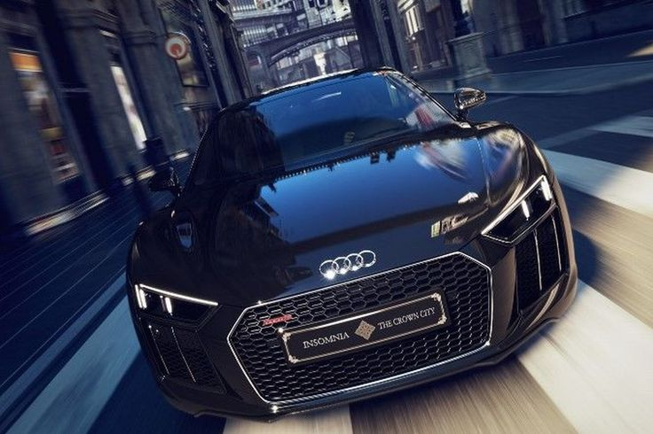Buy Audi's ludicrous Final Fantasy XV-themed supercar for $470,000    Nothing screams excess like a pop culture-specific memorabilia purchase that costs more than a house. For gearheads, there's now a one-of-a-kind Final Fantasy XV-themed Audi R8 that costs nearly hal   http://www.theverge.com/2016/11/11/13604302/final-fantasy-xv-audi-r8-car-kingsglaive-lottery