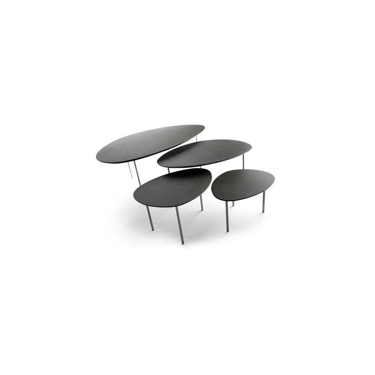 Mesa Nido Eclipse maarca Stua. Mesas para salones o mesas para salas de espera marca Stua. Tienda stua donde comprar mesa eclipse para combinar con muebles modernos.