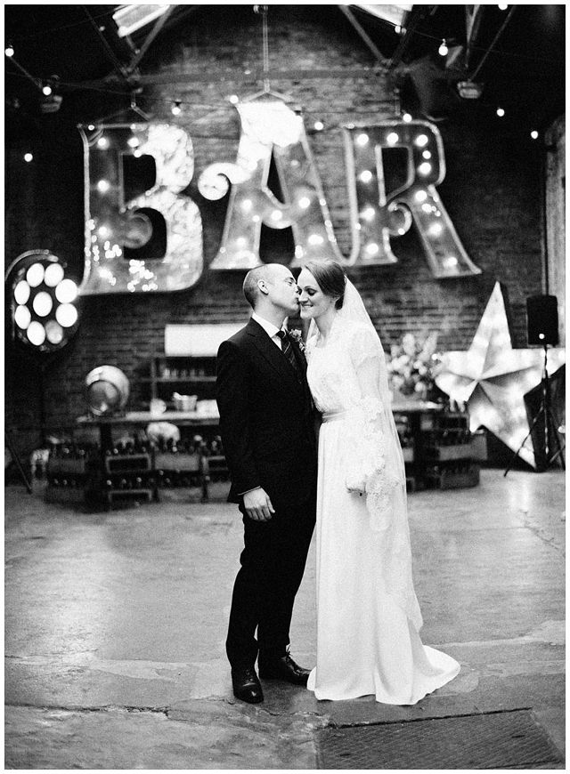 Warehouse Wedding London MC Motors