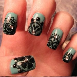 c34bb0e8318b328b9757989c2b6f66ad lace nail design lace nail art 36 best ungles images on pinterest make up, hairstyles and fashion,U%C3%B1as Memes