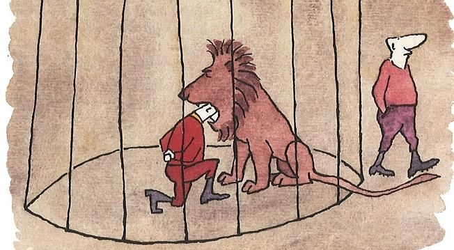 Dans les années 50 et 60, l'humour avait pour noms Chaval et Bosc. Deux dessinateurs féroces, deux génies au destin tragique. Les Cahiers dessinés leur rendent hommage avec «Tous les Hommes sont des cons» et «Non!»