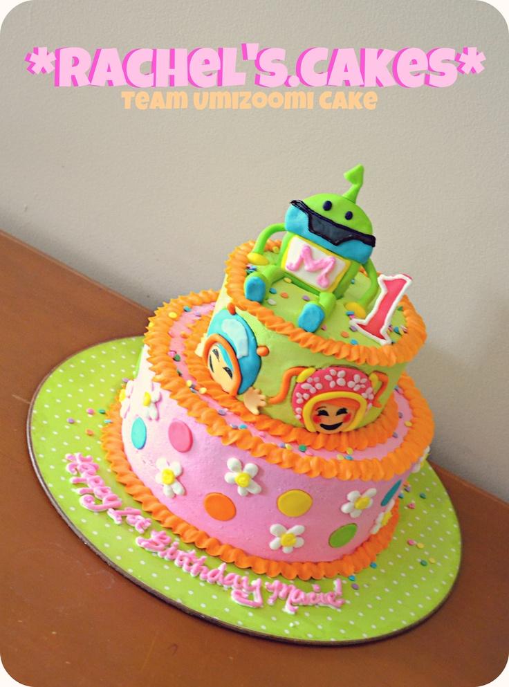 Team Umizoomi CakeTeam Umizoomi Cake