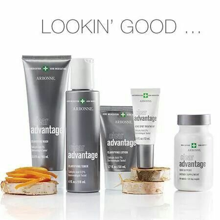The path to a radiant complexion starts with Clear Advantage, a skincare collection that helps clear up acne blemishes. This 3-step system has been clinically shown to help reduce acne blemishes and prevent new ones from forming. ID#116380073