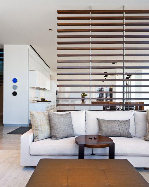 Emily Summers Interiors *Living room * Screen
