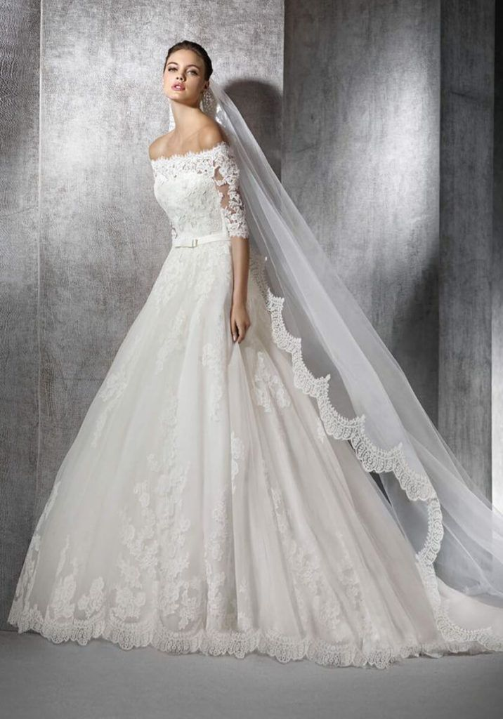Pin On Lace Wedding Dresses Gowns