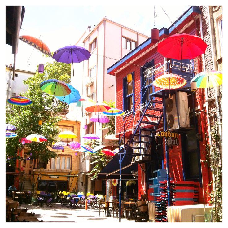 #Kadıköy #Umbrellla #LoveIstambul