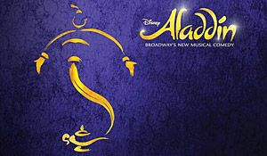 Tickets Now on Sale for 'Aladdin' on Broadway