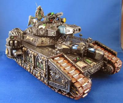 Toys For Tots! Dark Lance Fellblade Charity Auction | Warhammer 40k, Fantasy, Wargames & Miniatures News: Bell of Lost Souls