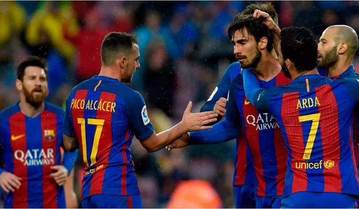 Hajar Osasuna 7-1, Barcelona Masih Kokoh Dipuncak Klasemen Sementara