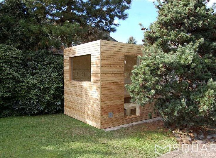 best 25 sauna im garten ideas on pinterest gartenhaus mit sauna sauna au en and au ensauna. Black Bedroom Furniture Sets. Home Design Ideas