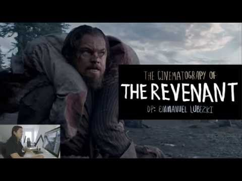 The Cinematography of The Revenant - YouTube