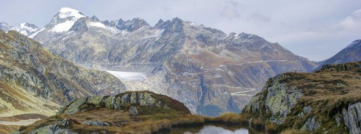 Gletscherschwund in der Schweiz: Das ewige Eis des Rhonegletschers ist massiv zurückgegangen