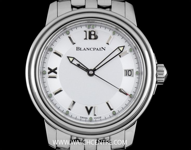 BLANCPAIN STAINLESS STEEL SILVER DIAL LEMAN ULTRA SLIM 2100-1127-11  http://www.watchcentre.com/product/blancpain-stainless-steel-silver-dial-leman-ultra-slim-2100-1127-11/6113