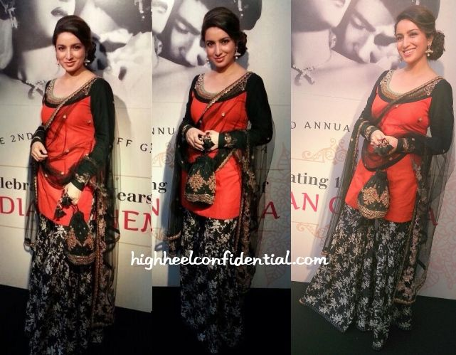 tisca-chopra-sabyasachi-tiff-indian-cinema-celebrations