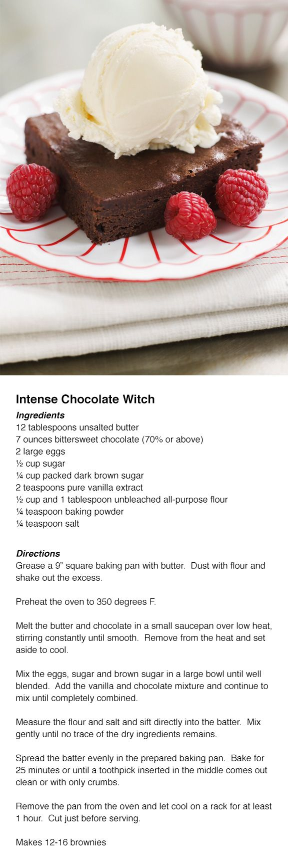 Intense Chocolate Witch
