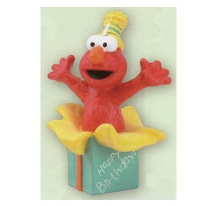 Hooray for Elmo Candle