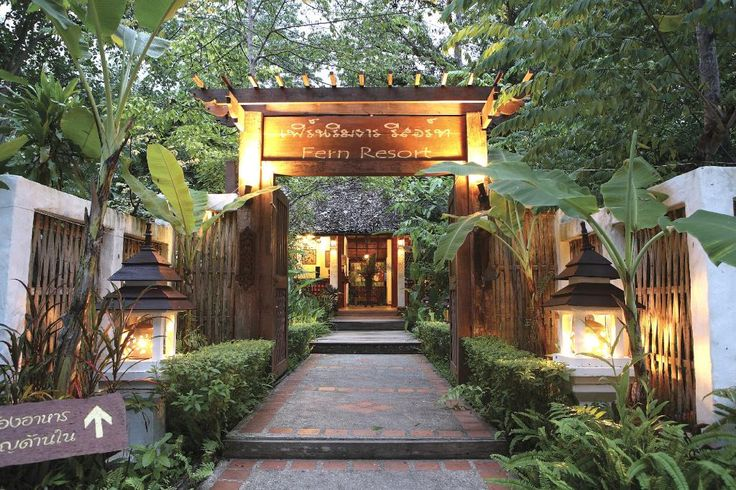 Fern Resort, Mae Hong Son