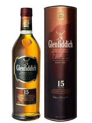 Glenfiddich single malt 15 year