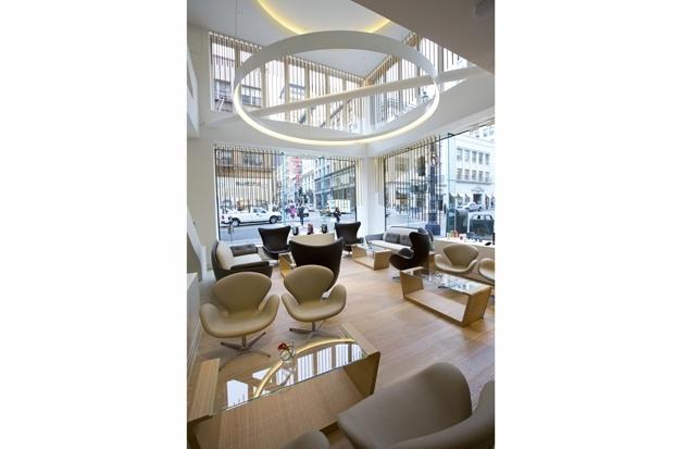 Nespresso Coffee's Sleek Boutique Bar | California Home + Design