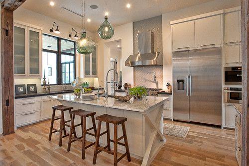 Cat Mountain Residence - modern - kitchen - austin - Cornerstone Architects