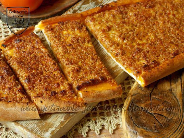Gotowanie jest łatwe: Tureckie pide