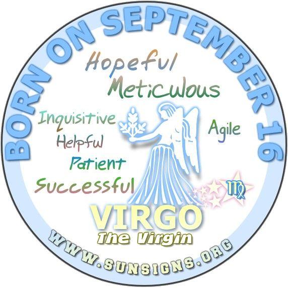 September 16 Birthday Horoscope Personality   Sun Signs