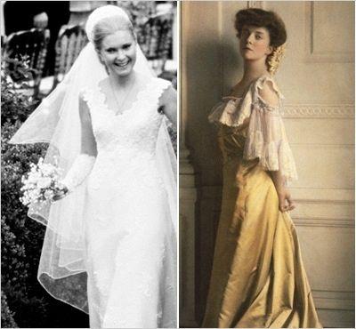 Theodore Roosevelt Wedding