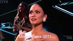 Miss Univers 2015 : L'incroyable erreur ! (sous-titré en français) - YouTube
