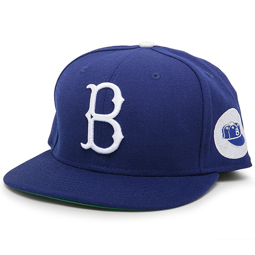 Brooklyn Dodgers Authentic Cap w/1955 World Series Logo