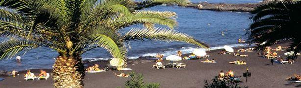 Hoteles Todo incluido con encanto en Tenerife. Barceló Varadero en playa la Arena.