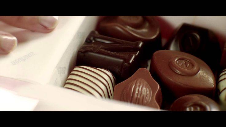 The Pleasure of Neuhaus Chocolates